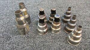 9 Master Appliance Heat Gun Cap Cover Flow Attachment Cone Head