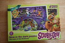 Scooby Doo glow in dark Wolfman 250 piece jigsaw puzzle