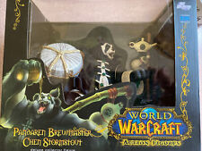 New In Box  Pandaren Brewmaster Chen Stormstout DC Unlimited World Of Warcraft