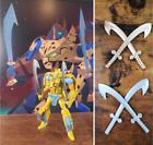 Cheetor sword Transformers Kingdom WFC-K4 Netflix Walmart Upgrade kit TF-Lab