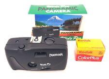 PANORAMIC Wide Pic Camera 35 mm con 1 Pellicola Kodak CP 200 135-24