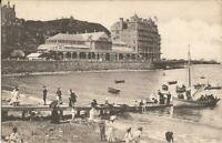 Llandudno, Wales - UNITED KINGDOM - Sands Hotel - 1909 - ARCHITECTURE - sailboat
