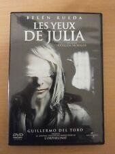 DVD - LES YEUX DE JULIA - AVEC BELEN RUEDA - FILM DE GUILLEM MORALES - réf  D15