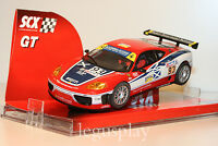 Slot SCX Scalextric 62480 Ferrari 360 GTC Nº93