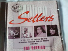 Various ‎– Million Sellers The Sixties cd