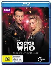 Doctor Who The Complete First Series 3 blu ray Season Christopher Eccleston Rose