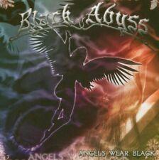 Black Abyss - Angels wear black CD NEU OVP