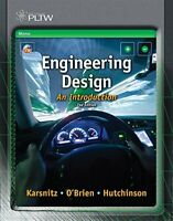 Engineering Design: An Introduction by Karsnitz, John R.|O'Brien, Stephen|Hut…
