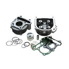 Zylinder Kit 50ccm inkl. Zylinderkopf + Ventile für China Roller, Baotian, Rex R