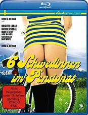 6 Swedes en el Campus - disco Blu-Ray