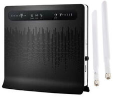 Huawei B593s-22 4G LTE 150M Router WiFi modem con Sim Card USB 3G Ddns SMA RJ11