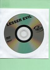 The Lesser Evil (1998) DVD **DISC ONLY** Colm Feore, Tony Goldwyn, Arliss Howard