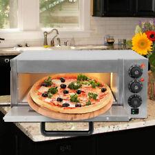 Samger Forno per pizza professionale elettrico con 1 camere gastronomico 1200W