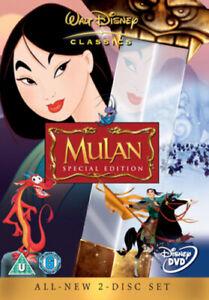 Mulan DVD (2004) Barry Cook cert U Value Guaranteed from eBay's biggest seller!