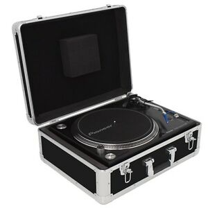 Gorilla Universal DJ Turntable Record Player Deck Flight Case Storage Carry Case