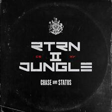 "Chase and Status : RTRN II JUNGLE VINYL 12"" Album (2019) ***NEW*** Amazing Value"