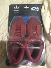 2010 Adidas OG Star Wars Luke Skywalker Rebel Pilot US 9.5 UK 9 EU 43.5