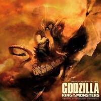 Bear McCreary Godzilla King of the Monsters Soundtrack NEW Colored Vinyl WAXWORK