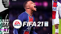 FIFA 21 Origin Digital Key Key (PC)  -- WORLDWIDE/REGION FREE - NO CD/DVD