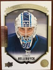 2015-16 UD Hockey Series 2 Portraits Rookie Connor Hellebuyck P72
