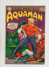 Aquaman #31 - Tank Cover - (Grade 6.5) 1967