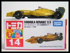 TOMICA 14 FORMULA RENAULT 3.5 1/69 TOMY 2014 AUG NEW MODEL First edition (A)