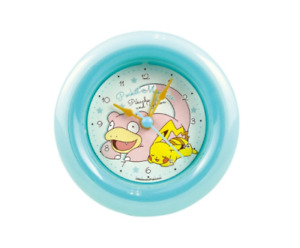 Pokemon Japan SLOWPOKE & PIKACHU Official Alarm Clock - SEALED  USA Seller