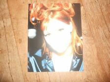 carte postale offerte par Mylene Farmer Magazine / Wolf production