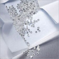 0.32Tcw Real Natural Round Cut Loose Diamonds lot SI-1/G-H Color 45-80 Pieces