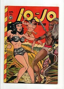 Jo-Jo Comics #26 VINTAGE Fox Features Syndicate GGA Cover Golden Age 10c