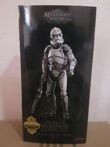 Sideshow Star Wars 401st Elite Corps Clone Trooper Phase2 1/6 Figure Exclusive