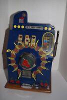 Rare Vintage 1938 Mills Bursting Cherry Dime Slot Machine - Works Perfectly