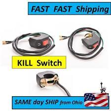 Kill switch - engine start / stop - motorcycle / dirtbike / mini bike / ATV