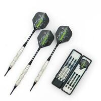 3Pcs/set Tungsten Steel Needle Tip Darts 26g For Professional Competition 2 S6P4