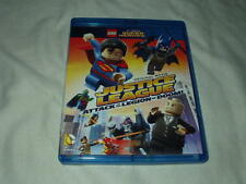 LEGO DC Comics Super Heroes Justice League/Attack of the Legion of Doom BLU-RAY
