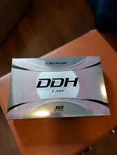 New Dunlop Ddh Lady 18 Golf Balls Box Of 18 Balls