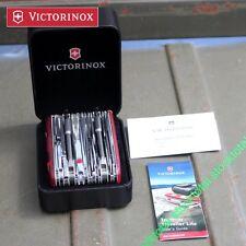 Navaja Suiza Victorinox Swiss Army Champ 81 FUNCIONES 1.6975.XAVT PG