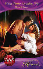 Good, Viking Warrior, Unwilling Wife (Mills & Boon Historical), Styles, Michelle