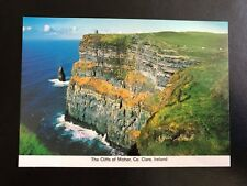 IRELAND THE CLIFFS OF MOHER, CO CLARE POSTCARD