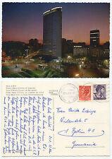 24274-Milano-Piazza Duca d'Aosta-cartolina andato, 22.8.1968