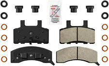 Disc Brake Pad Set-4WD Front Autopartsource PTM370