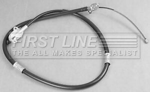 HAND BRAKE CABLE- LH REAR FITS DAIHATSU TERIOS  97-00 FKB2495