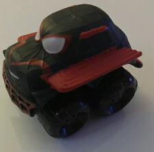 Tonka Lil Chuck Friends Marvel Black Spider-Man Monster truck Car Rare HTF