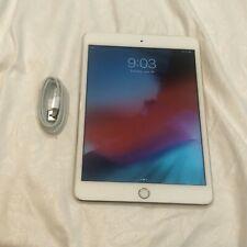 Apple iPad mini 3 16GB, Wi-Fi, 7.9in - Gold Bundle Great Condition