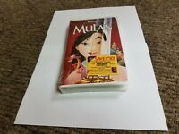Mulan (VHS, 1999) Disney Masterpiece new sealed