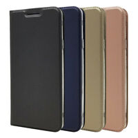 Ultra-thin Wallet Leather Flip Stand Case Cover For LG G8 ThinQ G6 G7 G8 V30 V40