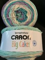 Caron BIG  Cakes Yarn,  Boysenberry, 10.5oz 603 Yards #4 Weight
