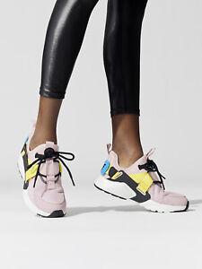 Nike Air Hurache City Sneakers Size 10 Plum Chalk Black Summit