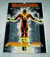 Megaton #2 NM 9.4 OW pgs Unrestored 1985 Megaton 1st Savage Dragon