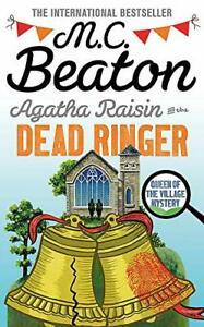 Agatha Raisin and the Dead Ringer by M.C. Beaton Book The Cheap Fast Free Post